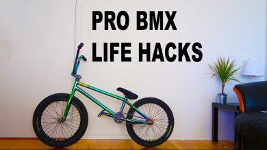 Pro BMX Bike Hacks