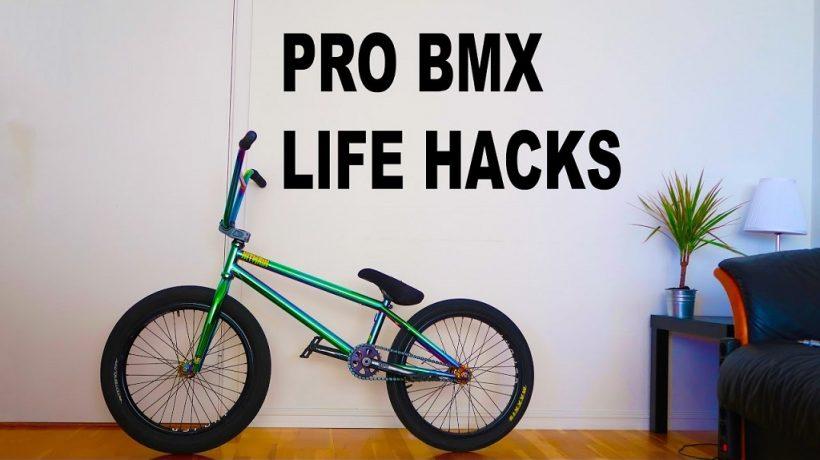 Pro BMX Bike Hacks that will Change Your LIFE